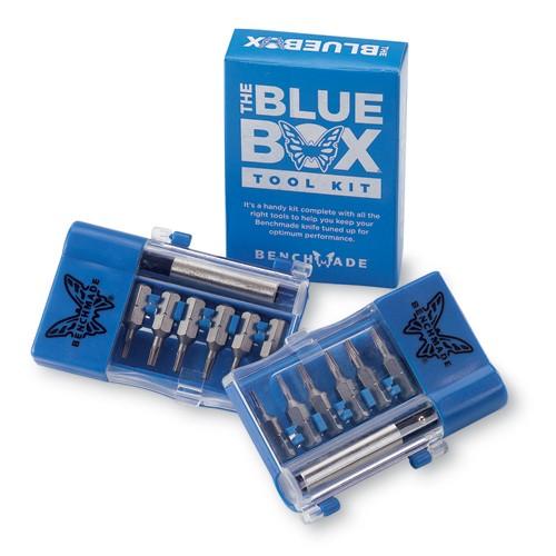 Набор бит Benchmade Bluebox Pocket Kit
