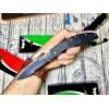 Нож складной Byrd Cara Cara 2, Part Serrated Blade, Emerson Wave Opening