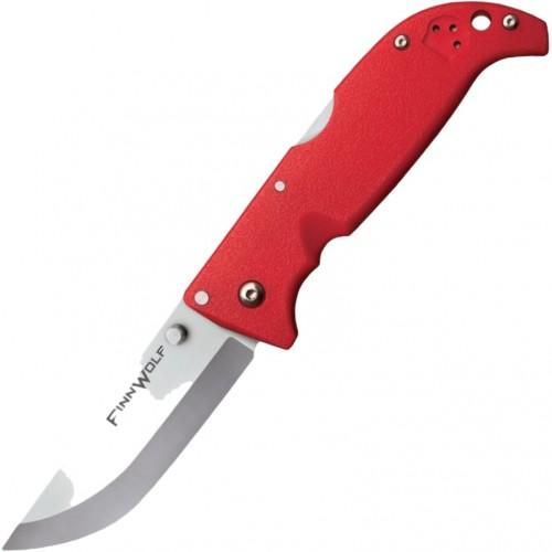 Нож складной Cold Steel Finn Wolf, Red Handle