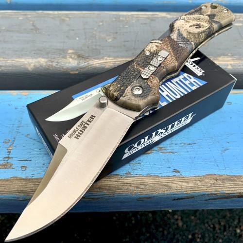Нож складной Cold Steel Double Safe Hunter