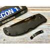 Нож складной Cold Steel Recon 1 Tanto, S35 Part Serrated Blade