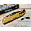 Нож складной Cold Steel Broken Skull II, S35 Blade, Coyote Handle
