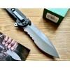 Нож складной CRKT CR2114G M21, Serrated Blade, G-10 Handle