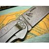 Нож складной Esee Avispa, SK-5 Blade, Black Handle