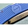 Нож складной Ka-Bar Dozier Hunter, D2 Blade, Blue Handle