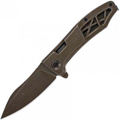 Нож складной Kershaw Boilermaker