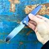 Нож складной Mr. Blade SNOB, M390 Blade