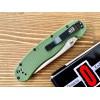 Нож складной Ontario RAT I Folder, Foliage Green Handle