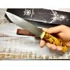 Нож Северная Корона Tapio, ZDI-1016 Дамаск