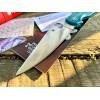 Нож складной Spyderco Police 4, K390 Blade, FRN Handle