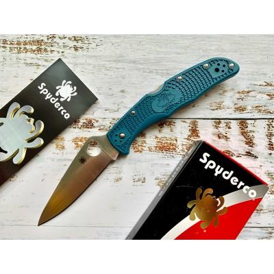 Нож складной Spyderco Endura 4, K390 Blade