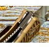 Нож складной Spyderco Tenacious, Part Serrated Blade, Tan FRN Handle