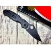 Нож складной Spyderco Para-Military 3, Black Blade, FRN Handle