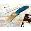 Нож складной Spyderco Endela, K390 Blade