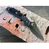 Нож складной Spyderco Salt 2, Black Blade, Black Handle
