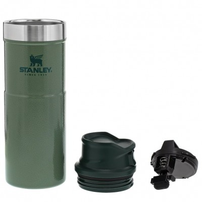 Термокружка Stanley Trigger-Action 0,47L Travel Mug, Green