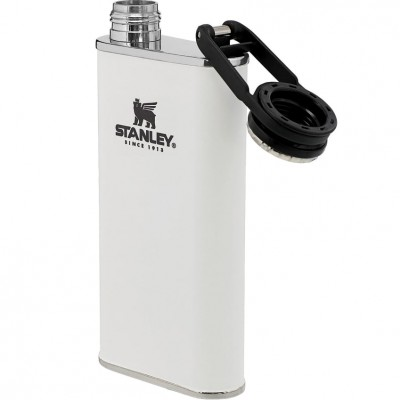 Фляга Stanley Easy-Fill Wide Mouth 0,25L White