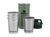 Набор стаканов Stanley Adventure Shot Glass Set Green