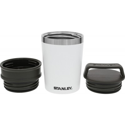 Стакан Stanley Shortstack Travel Mug 8oz, White