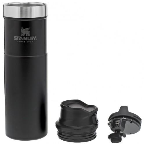 Термокружка Stanley Trigger-Action 0,59L Travel Mug, Black