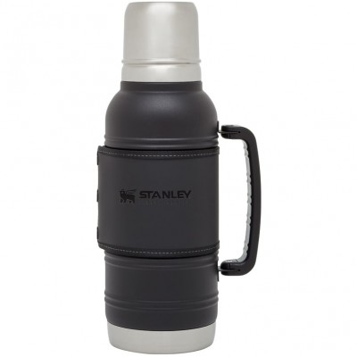 Термос Stanley Legacy QuadVac Thermal Bottle 1.4L, Black