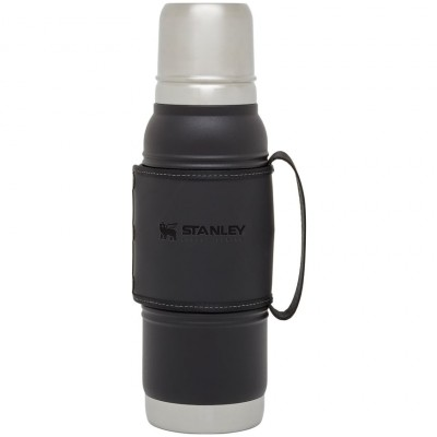 Термос Stanley Legacy QuadVac Thermal Bottle 1L, Black