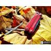 Мультитул Leatherman Squirt PS4, Red Aluminum Handle