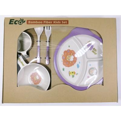 Набор ЭКО посуды для детей Овечка в коробке