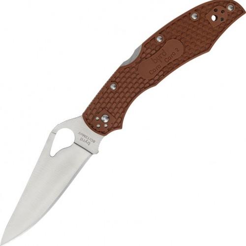 Нож складной Byrd Cara Cara 2, Coyote Handle