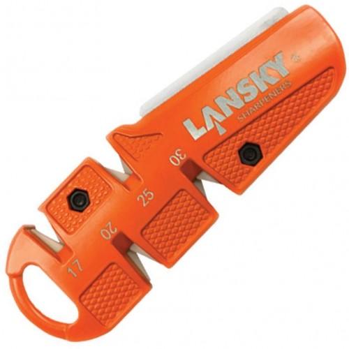 Приспособление для заточки Lansky Quad Sharp Carbide/Ceramic Orange