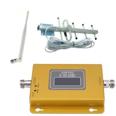 Усилитель сотового сигнала Repeater GSM (980 MHZ) до 50 м2