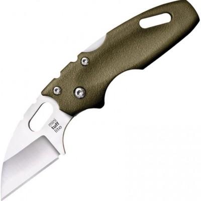 Нож складной Cold Steel Mini Tuff Lite, OD Green
