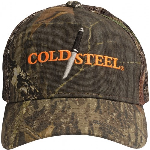Кепка Cold Steel Mossy Oak Hat