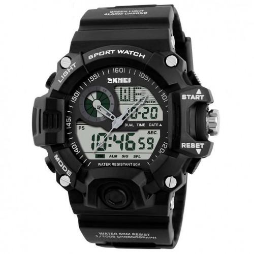 Часы противоударные SKMEI 1029 Black
