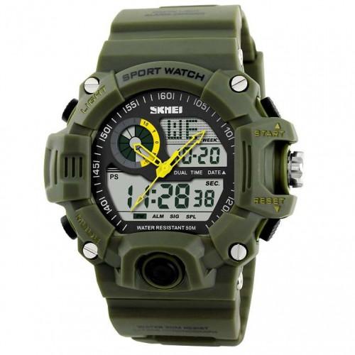 Часы противоударные SKMEI 1029 Green