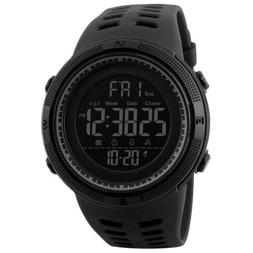 Часы противоударные SKMEI 1251 Black