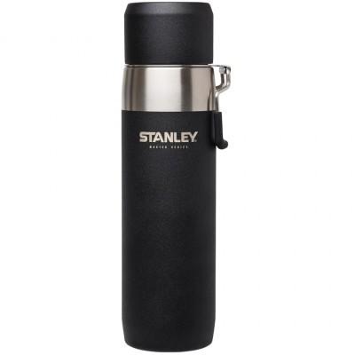 Термос Stanley Master 0,65L Vacuum Water Bottle, Black