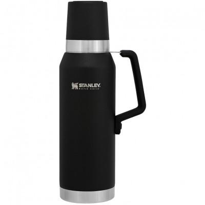 Термос Stanley Master 1,32L Thermal Bottle, Black