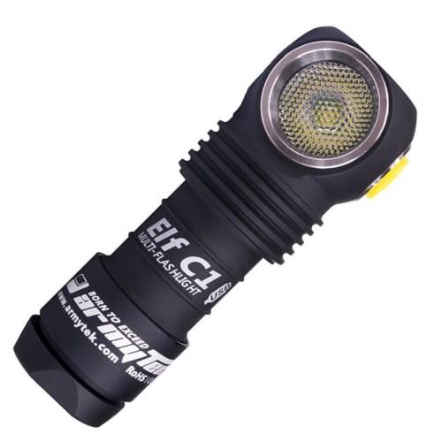 Фонарь Armytek Elf C1 Micro, XP-L, 1050 лм