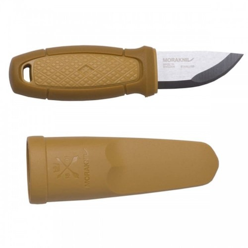 Нож Morakniv  Eldris, Yellow Handle