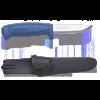Нож Morakniv Basic 546, нержавеющая сталь, синяя ручка