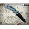 Нож Quartermaster Thomas Magnum Fixed Texas Tea Blade