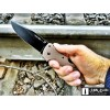 Нож складной Cold Steel Recon 1 Spear Point CTS-XHP, Dark Earth G-10 Handle