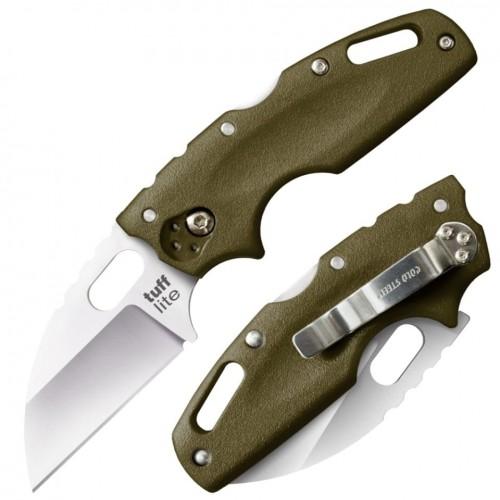 Нож складной Cold Steel Tuff Lite, OD Green Handle