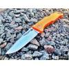 Нож складной Cold Steel Working Man, Orange Handle