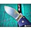 Нож складной Cold Steel Rajah III, CTS-BD1 Stonewash Blade
