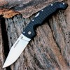 Нож складной Cold Steel Voyager Large, Clip Point CTS-BD1 Stonewashed Blade