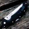 Нож складной Cold Steel Voyager Large, Tanto CTS-BD1 Stonewashed Blade
