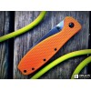 Нож складной Esee Zancudo Folder Orange