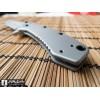 Нож складной Kershaw Cryo, Bead Blasted Blade